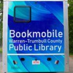 Bookmobile Exterior Back View
