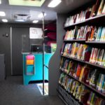 Bookmobile Interior View